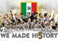 Job Done For Juve