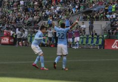 NYCFC Beat Seattle Sounders 2-0