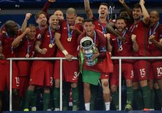 Portugal Battle On Without Ronaldo To Win Euro 2016