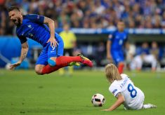 Icebreakers: France Demolish Iceland To Set Up Semi Final With Germany