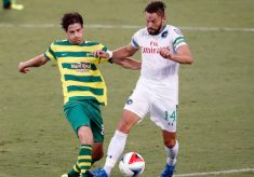 Cosmos Tie 2-2 With Rowdies