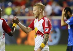 Red Bulls Clinch Play Off Spot With 1-0 Win Over Montreal