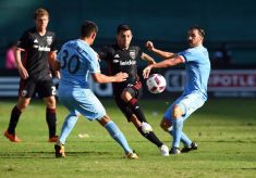 NYCFC Fall 3-1 To DC United
