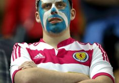 Tough Road Ahead For Scotland And Strachan