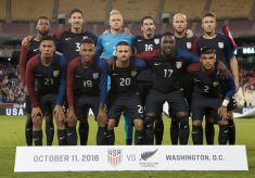 USA Ties 1-1 With New Zealand Ahead Of World Cup Qualifiers