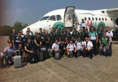 Tributes Pour In For Members Of Brazilian Football Team Chapecoense, Killed In Plane Crash