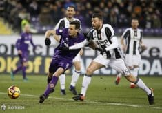 Serie A Chasing Pack Close In On Juventus