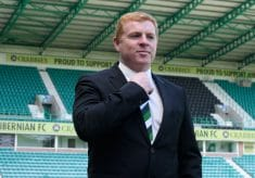 Lenny's Hibs Reboot: Lennon Enjoying Life At The Championship Summit