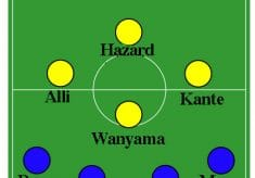 The Matty Lawrence EPL Best XI