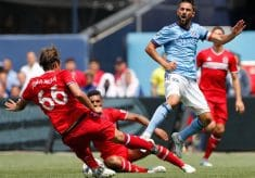 NYCFC Overcome Chicago Fire 2-1