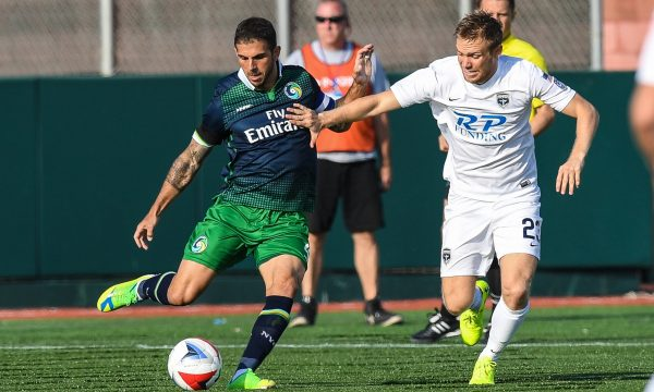 Cosmos Comeback From 3-0 Down To Tie 3-3 With Jacksonville In Coney Island Thriller