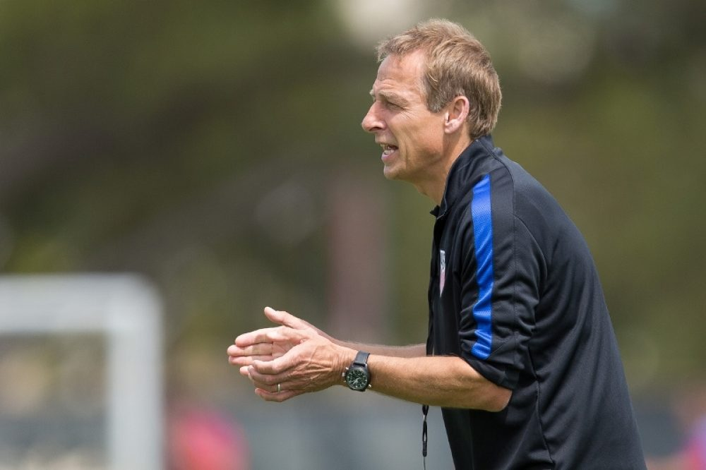 Klinsmann Names Squad For World Cup Qualifiers vs Mexico & Costa Rica