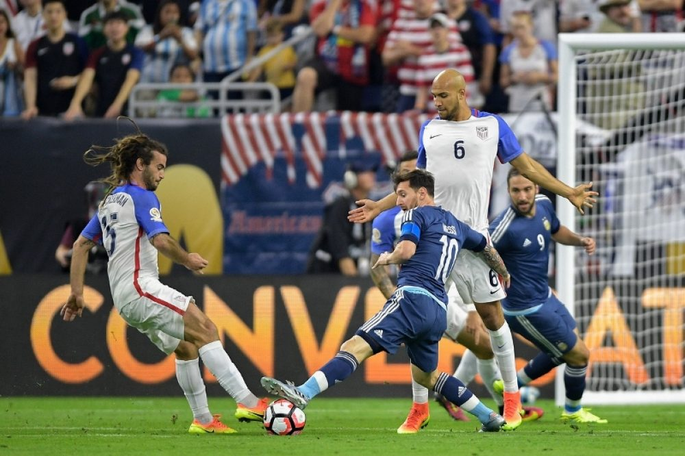 USA Fall To Argentina In Copa America Semi Final