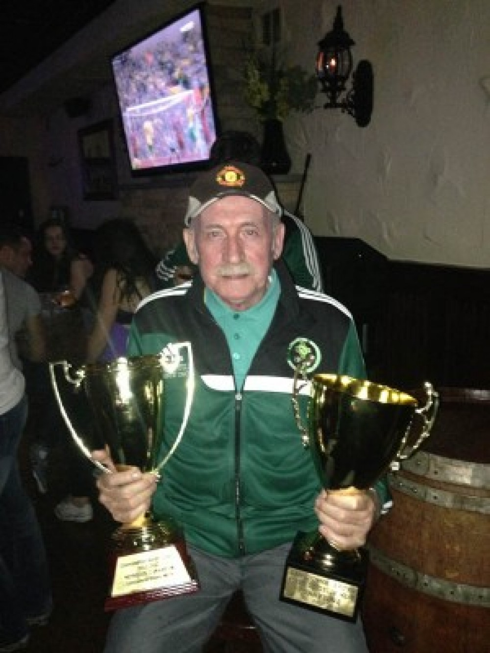 Lansdowne Bhoys Bring Home Another Cup