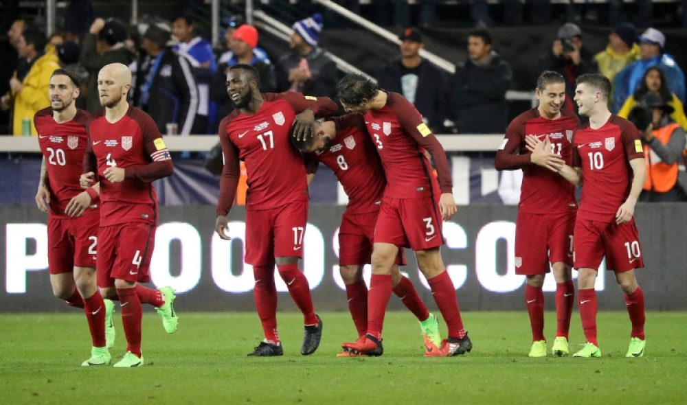 USA Hits Honduras For Six In World Cup Qualifier