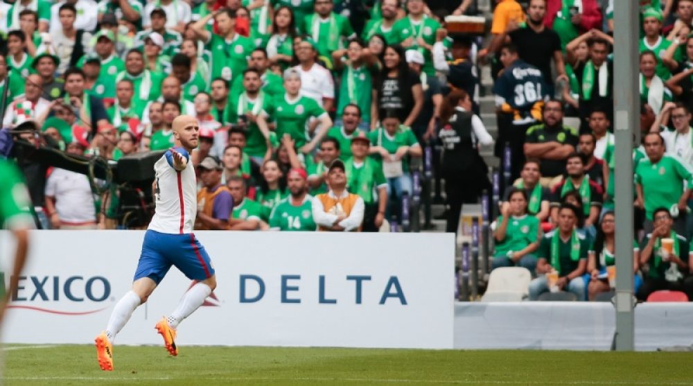 USA Ties 1-1 With Mexico In World Cup Qualifier