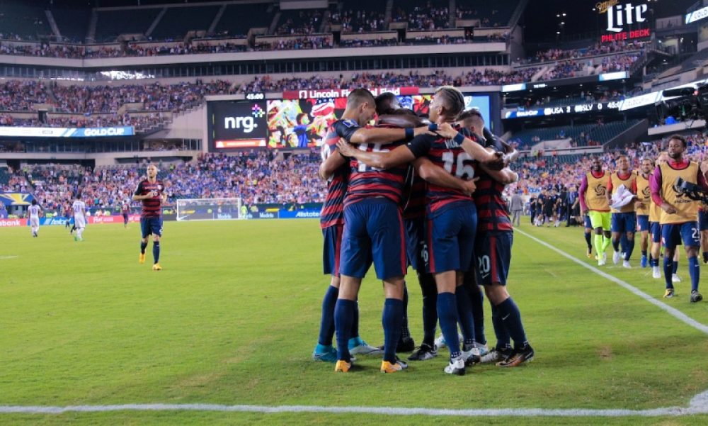 USA Advance To Gold Cup Semi Finals
