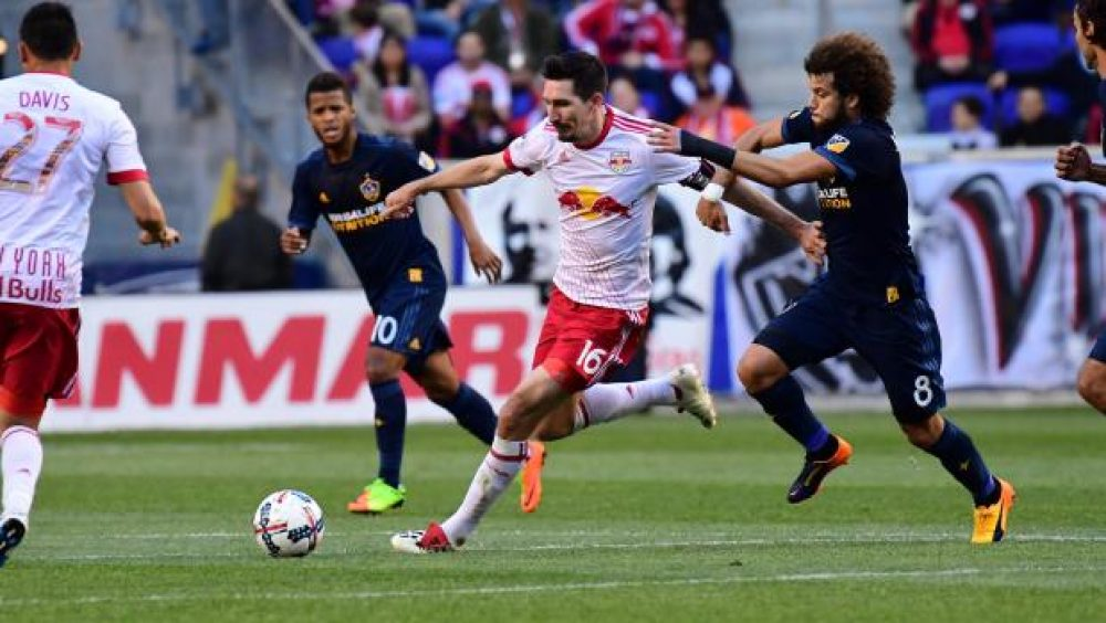 Red Bulls Fall At Home To Galaxy
