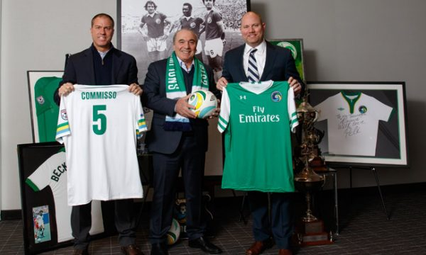 Cable TV Entrepreneur Rocco B. Commisso Acquires Controlling Interest In NY Cosmos