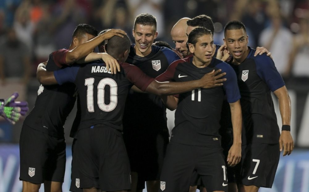 USA Beat Ecuador In Copa America Warm Up