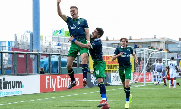 NY Cosmos Beat Puerto Rico In 7 Goal Thriller