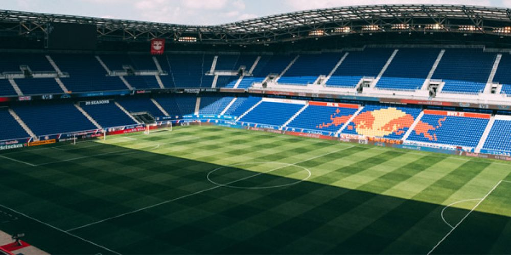 Red Bull Arena To Host Gold Cup Opening Double-Header
