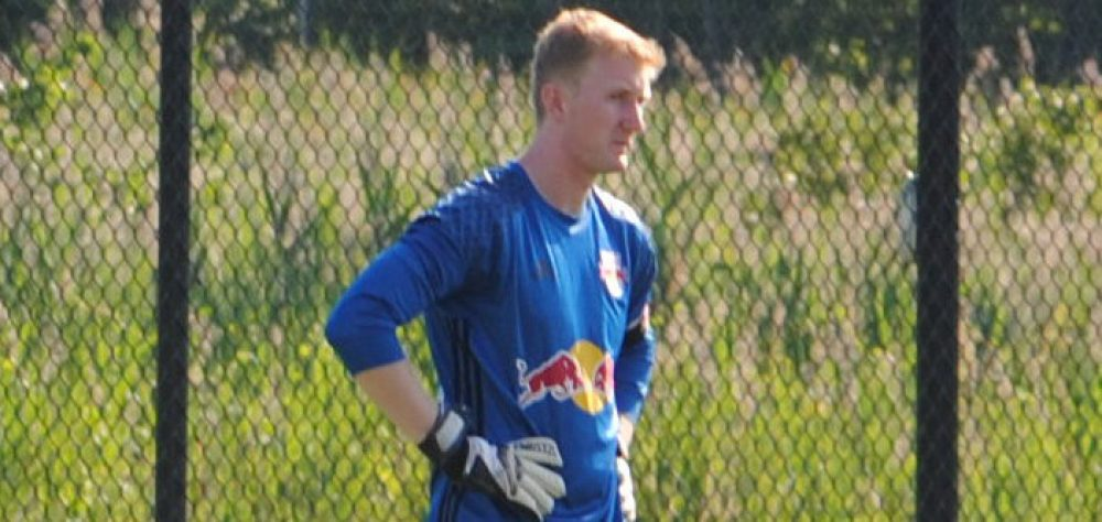 Red Bulls Re-Sign Goalkeeper Ryan Meara
