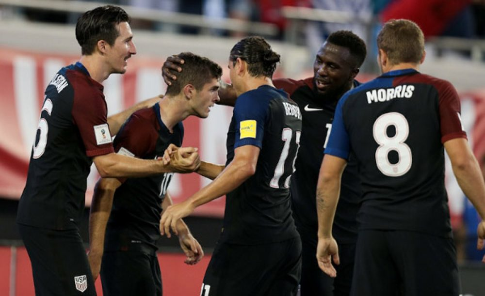 USA Advance To Final Round Of World Cup Qualifying With 4-0 Win Over T&T