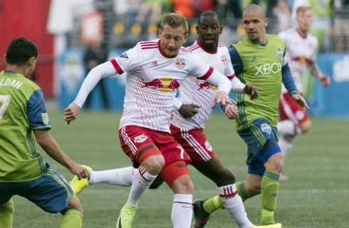 NY Red Bulls Fall 3-1 To Seattle Sounders