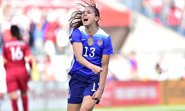 Women's International Tournament Coming To Red Bull Arena In March