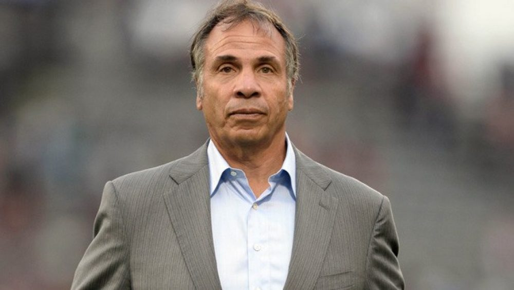 Bruce Arena Back In Charge As USA Head Coach