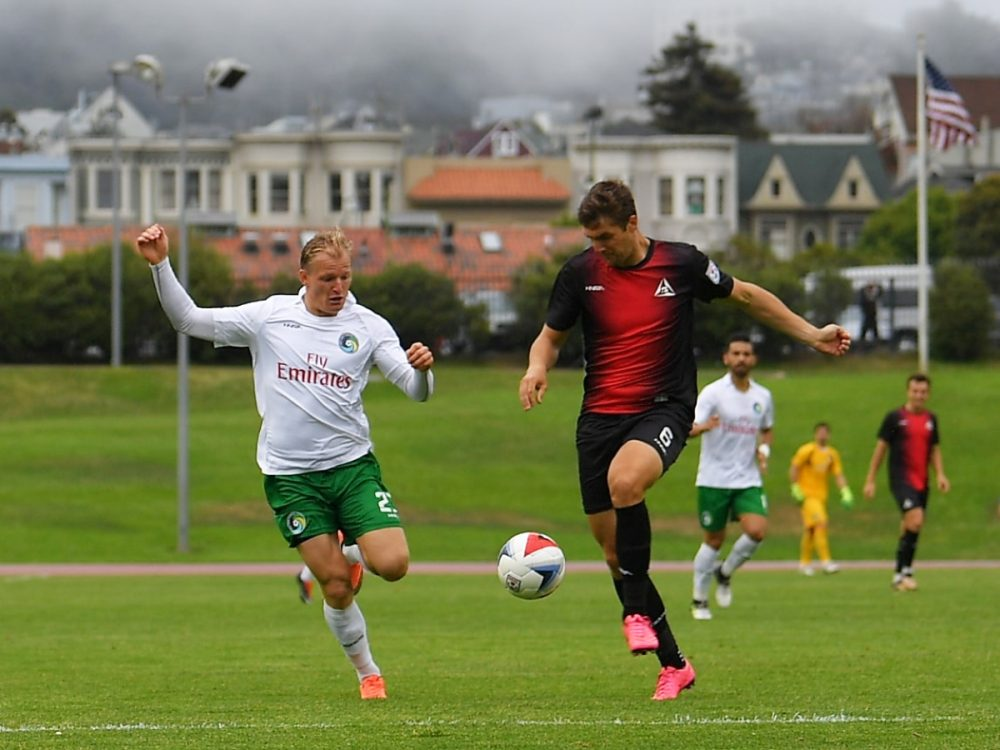 Cosmos Fall 2-1 To San Francisco