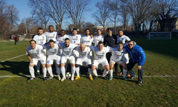 CSL Round Up: Greek Americans On Cup Run