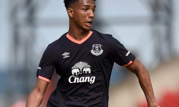 Interview With Mason Holgate – Everton's Rising Star