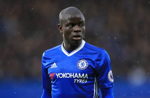 Chelsea's Title At A Kante