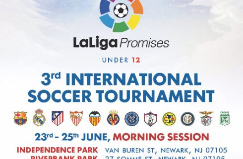 World's Most Prestigious U-12 Tournament Coming To Newark This Weekend!