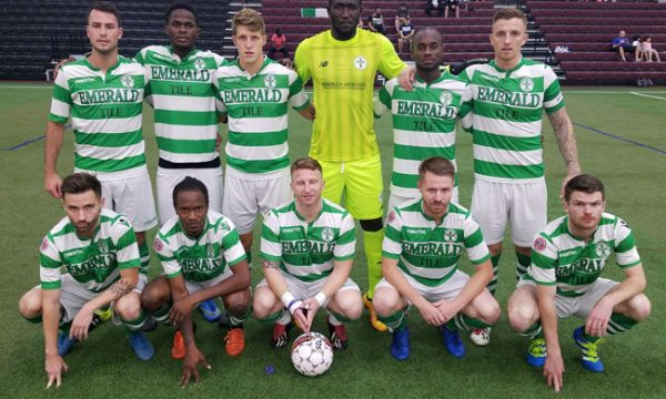Lansdowne Bhoys Complete Rare National Double