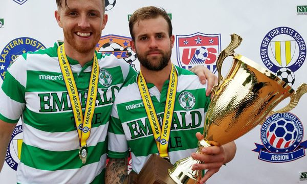 Lansdowne Bhoys In Hunt for Further National Glory