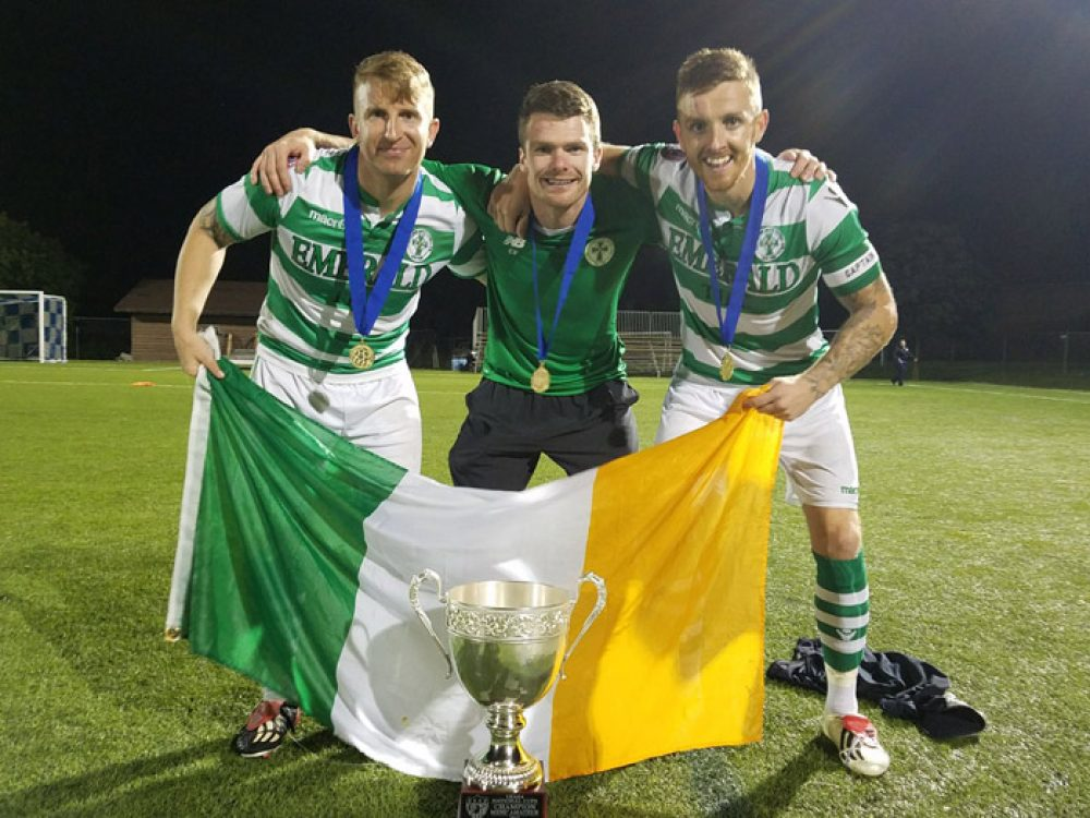 Lansdowne Bhoys Crowned First Irish US Amateur Kings