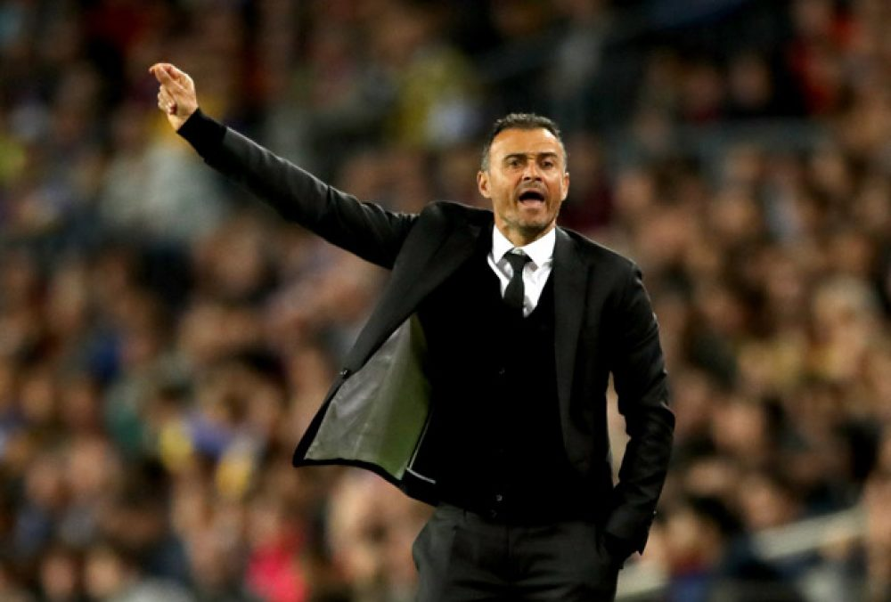 Luis Enrique Calls It A Day