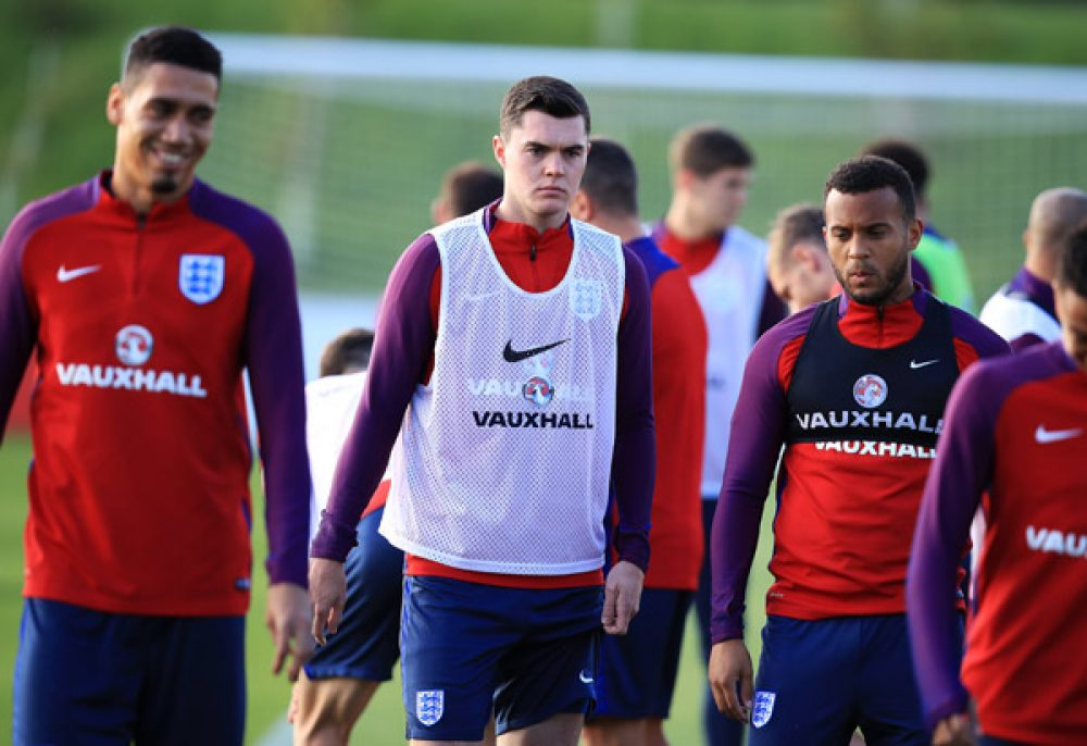 Burnley Defender Keane Surprised By England Call Up