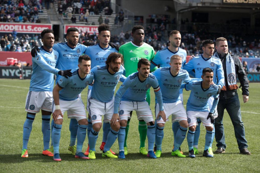 NYCFC Win Home Opener 4-0 vs DC United – Video Highlights