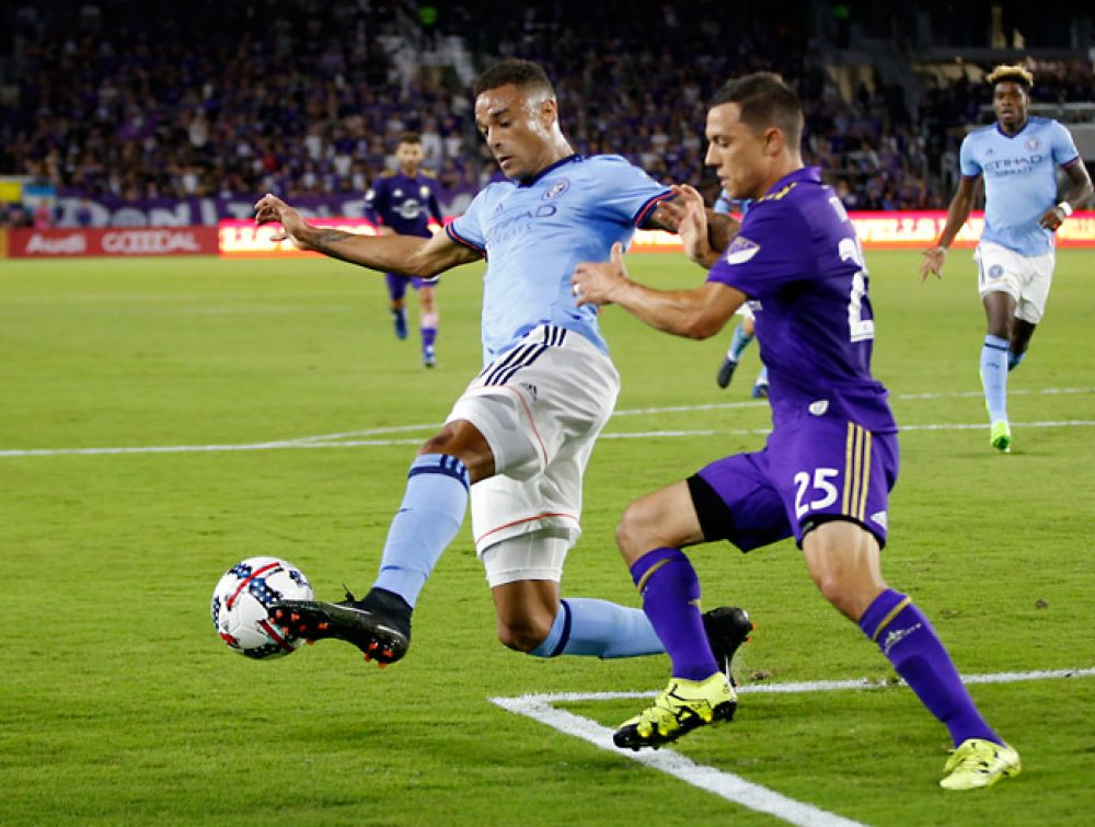 NYCFC Lose Season Opener In Orlando