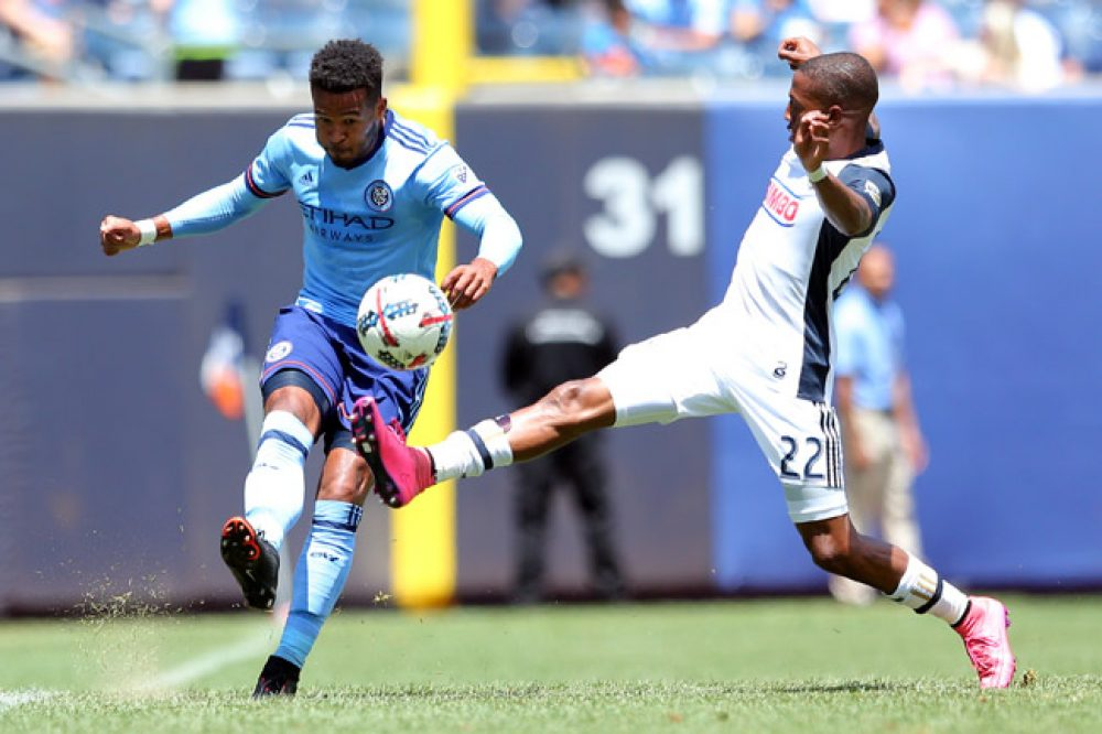 NYCFC Beat Philly After Late Comeback