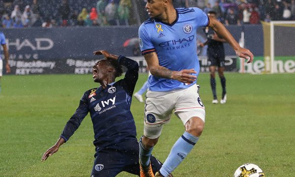 NYCFC Beat Sporting Kansas At Yankee Stadium