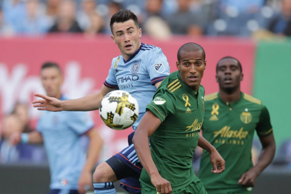 NYCFC Fall 1-0 Against Portland Timbers