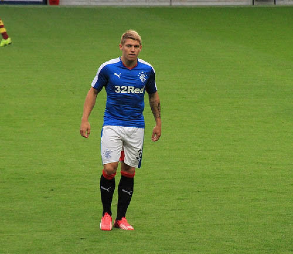 Waghorn Next Out of the Ibrox Front Door as Caixinha's Revolution Continues