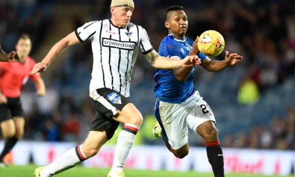 Rangers Pass Latest Test With 6-0 League Cup Win
