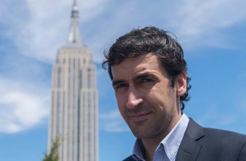 Raul Gets Down To Business With La Liga In NYC