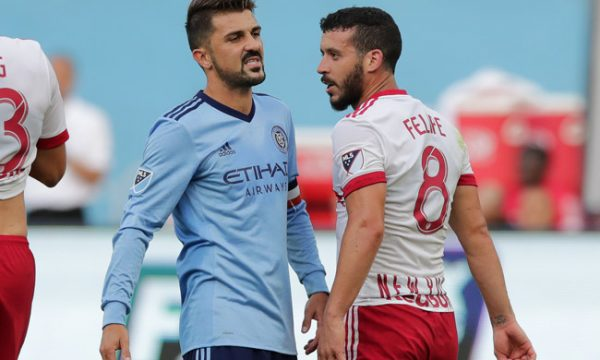 Red Bulls & NYCFC Prepare For Final Showdown